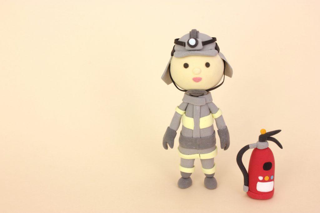 企業向け火災保険